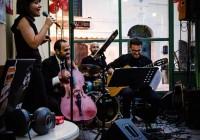 "I ""Berimbau Acoustic band""in concerto, gratuito, per Famiglia d'Africa"