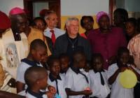 Kampala - prigione femminile di Luzira - asilo per i figli delle detenute